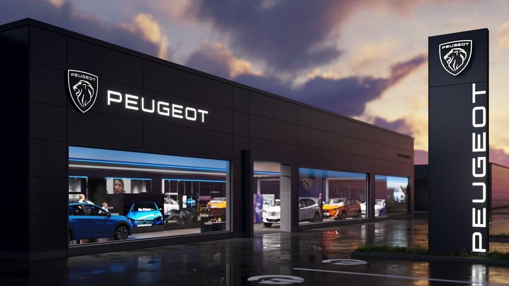 Peugeot logosunu yeniden tasarladı (Logolar ve anlamları) - 3