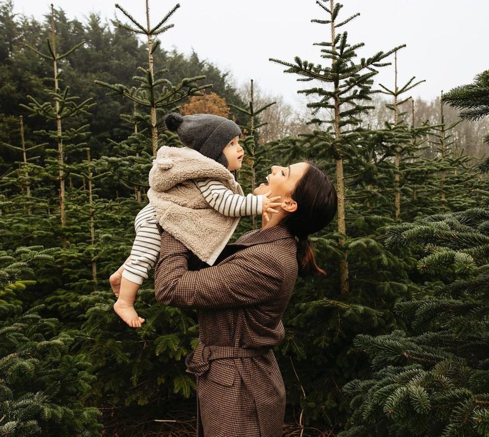 Lucy Mecklenburgh: Bebeğim bir parça elmayla boğuluyordu - 6