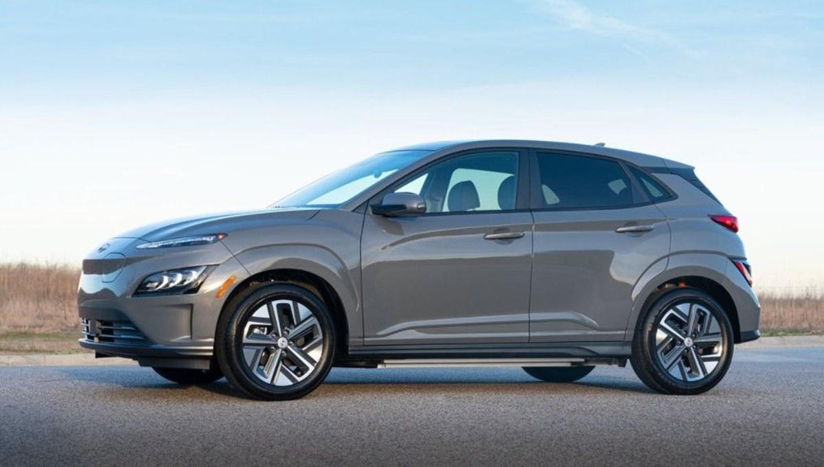 Elektrikli Hyundai Kona'dan menzil rekoru