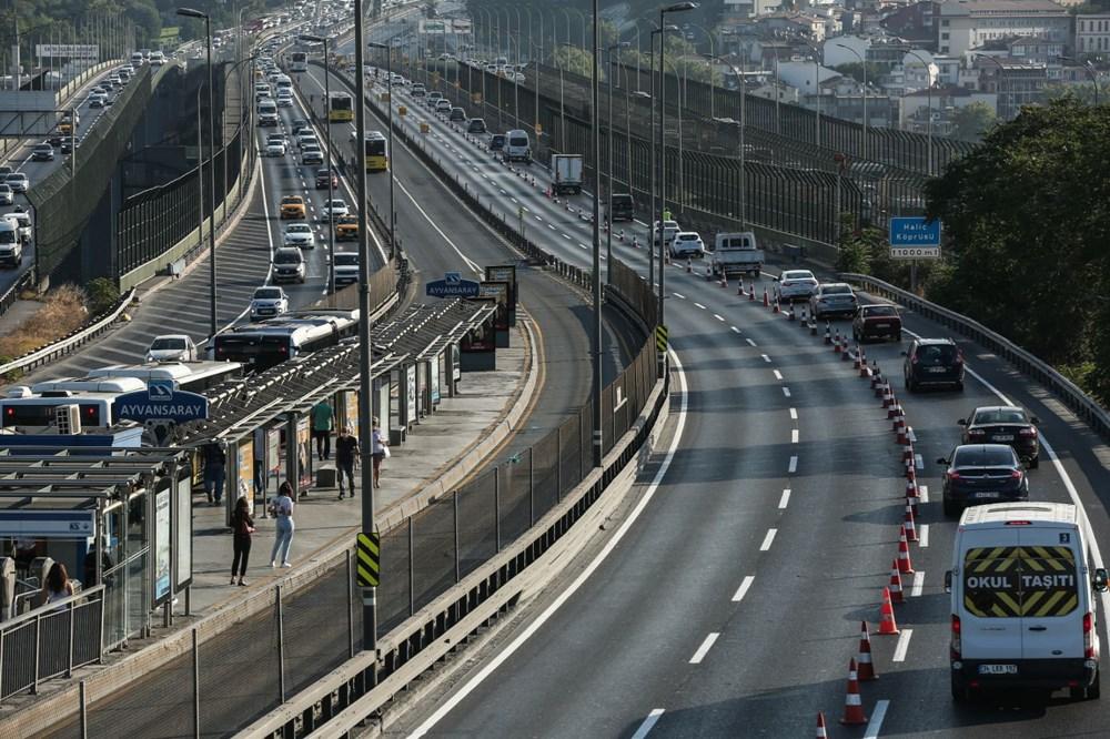 Haliç Köprüsü'ndeki 2'inci etap çalışmaları devam ediyor - 9