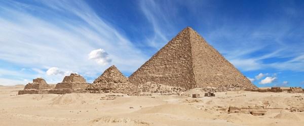 """""""BüyükPiramid'in4 bin 500 yıllık sırrı çözüldü"""""""