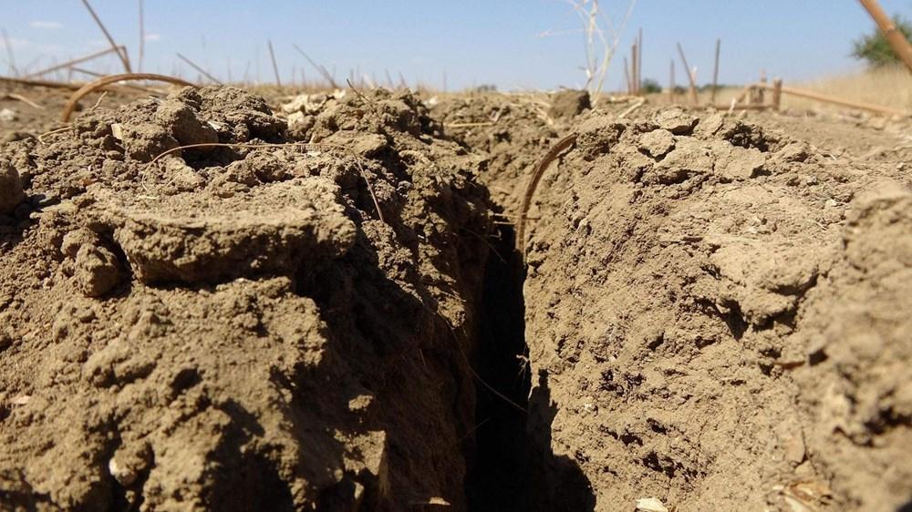 Trakya'da son 91 yılın en kurak dönemi - 6