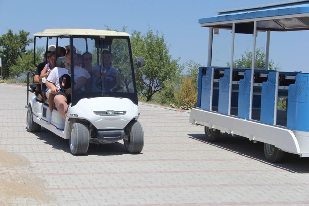 Salda Gölü'ne araç girişi yasaklandı, 'Gara Tren' dönemi başladı - 10