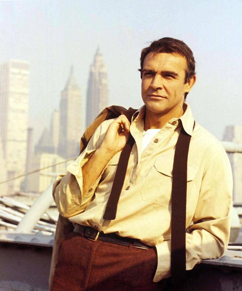 'En iyi James Bond' Sean Connery'ye 90. doğum günü kutlaması - 12