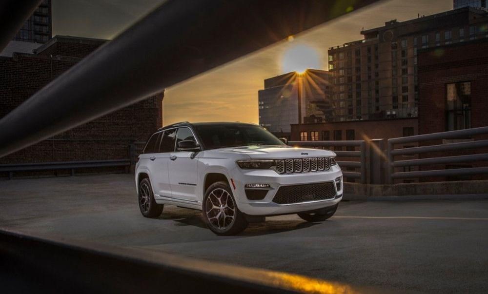 Yeni Jeep Grand Cherokee resmen tanıtıldı - 3