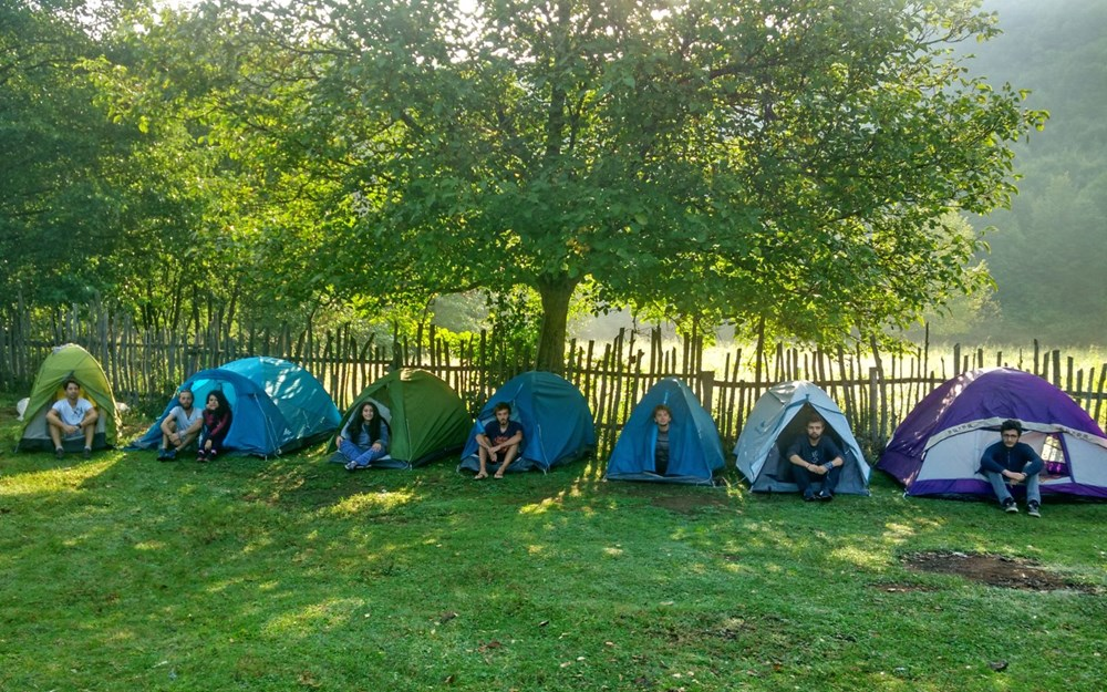İstanbul çevresindeki en iyi kamp alanları - 13