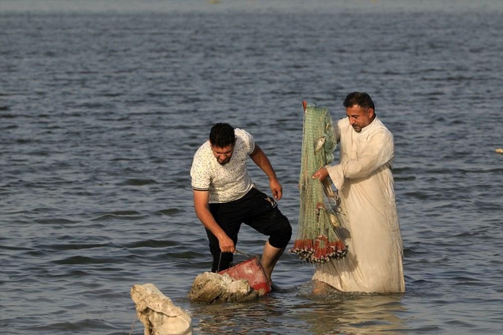 Necef Denizi: Kuraklığın ardından gelen mucize - 36