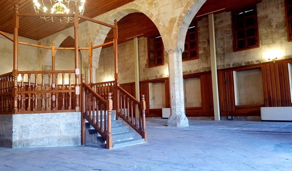 Gaziantep ve Kilis'teki kilise ve sinagoglara restorasyon - 3