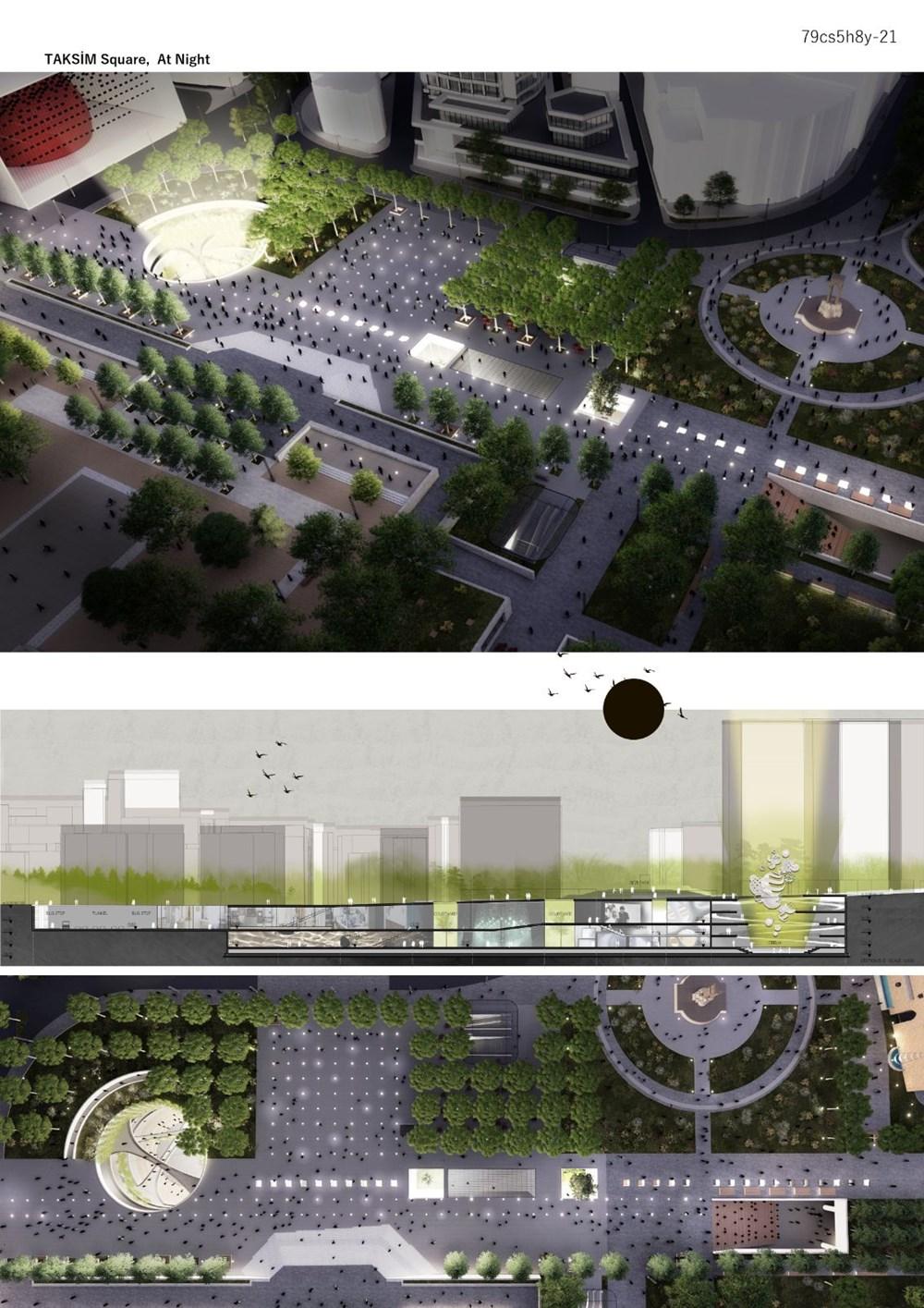 Taksim Meydanı ve çevresi için halk oylaması - 13