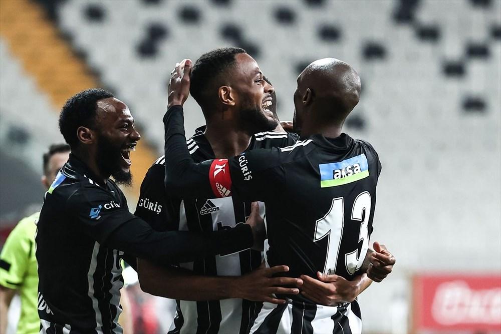 Beşiktaş'tan 7 gollü galibiyet - 5