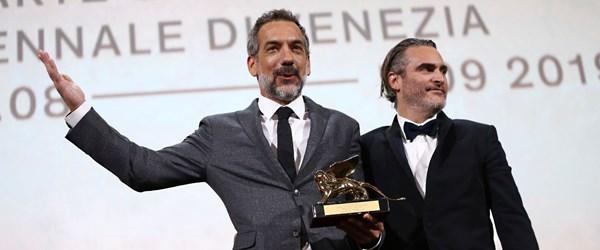 76. Venedik Film Festivali'nde 'Altın Aslan' Joker filmine verildi