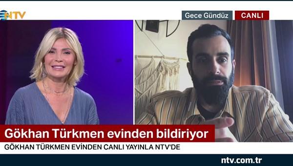 Gökhan Türkmen evinden bildiriyor (Gece Gündüz 7 Nisan 2020)