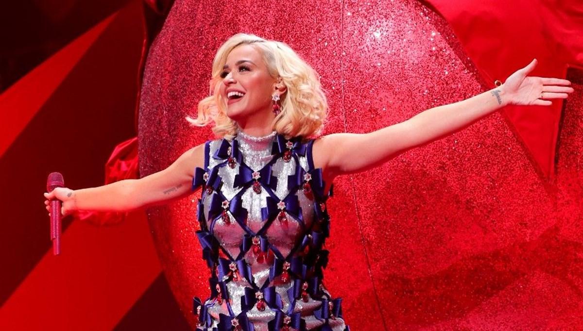 Katy Perry: Sahnelere dönene kadar hayatın tadını çıkarıyorum