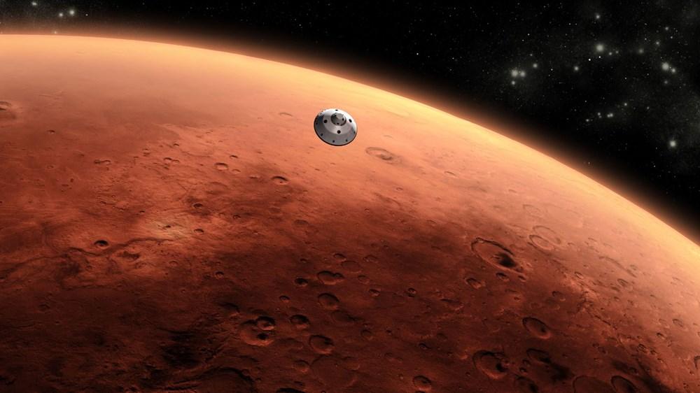 Bilim insanlarından 'Mars vebası' uyarısı: Kızıl Gezegen'den alınan örneklerin Dünya'ya getirilmesi yıkıcı bir pandemiye neden olabilir - 7