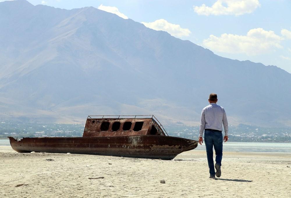 İklim değişikliğiyle Van Gölü büyük tehlike altında - 12