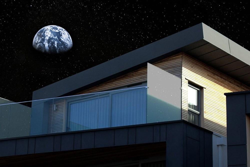 Ay'da bir ev inşa etmenin maliyeti ve 4 kişilik bir ailenin zorunlu giderleri ne kadar? Tüm yönleriyle araştırıldı - 1