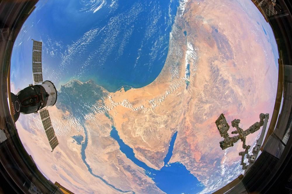 NASA'nın Van Gölü fotoğrafı finalde - 12