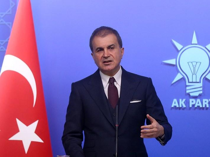 AK Parti'den, ABD'nin Güney Kıbrıs adımına tepki