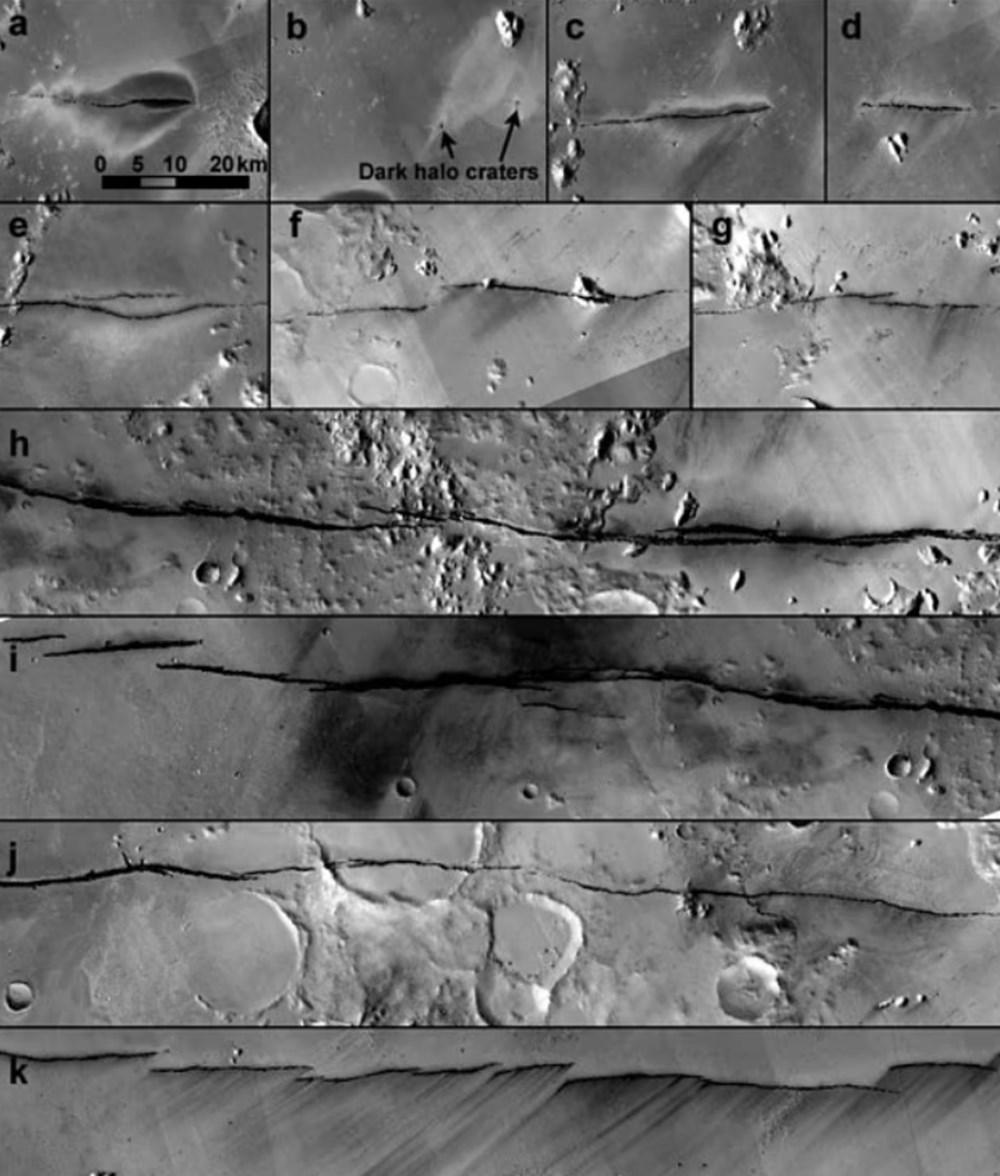 Mars'ta yaşam umudu: Kızıl Gezegen'deki volkanlar hala aktif olabilir - 6
