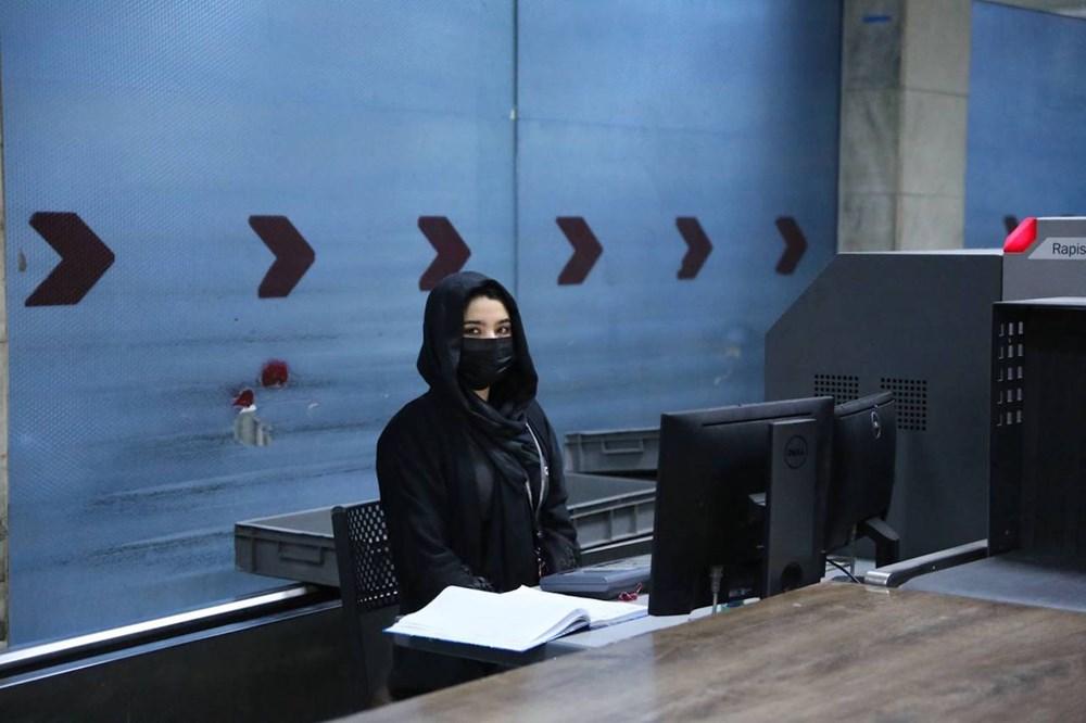 Taliban'dan kadın personele çağrı: Dönüş başladı - 12