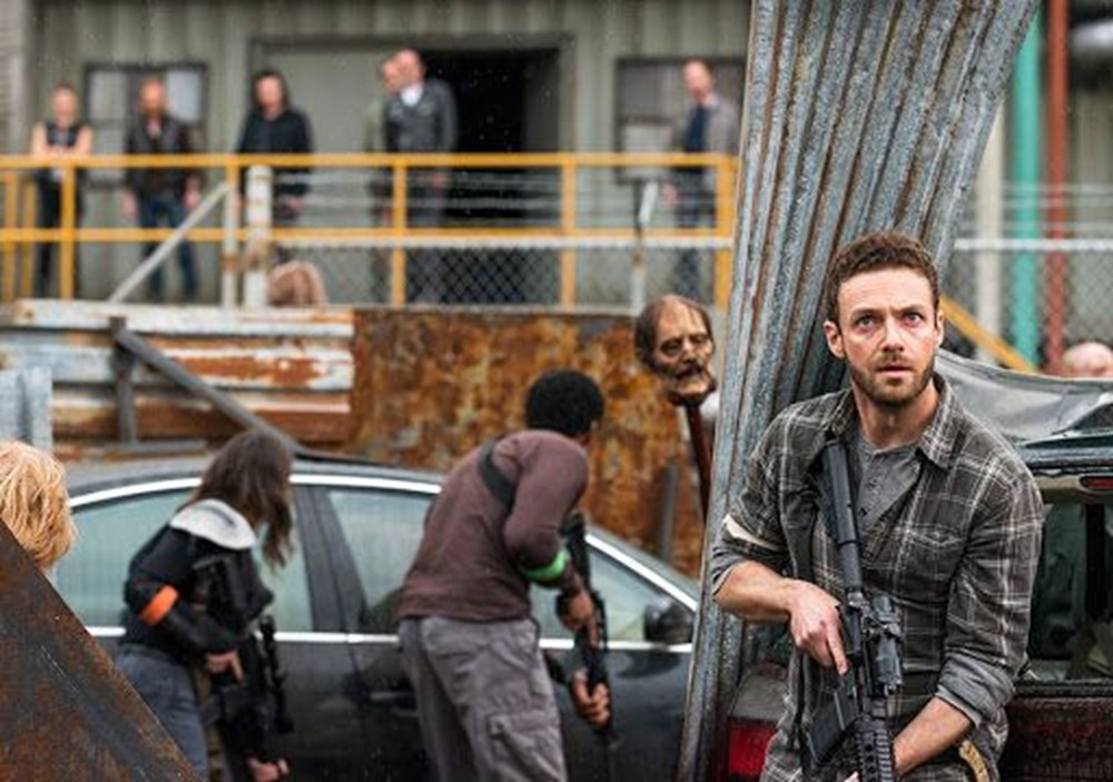 Ölen Walking Dead dublörü için 8 milyon dolarlık tazminat iptal - 6