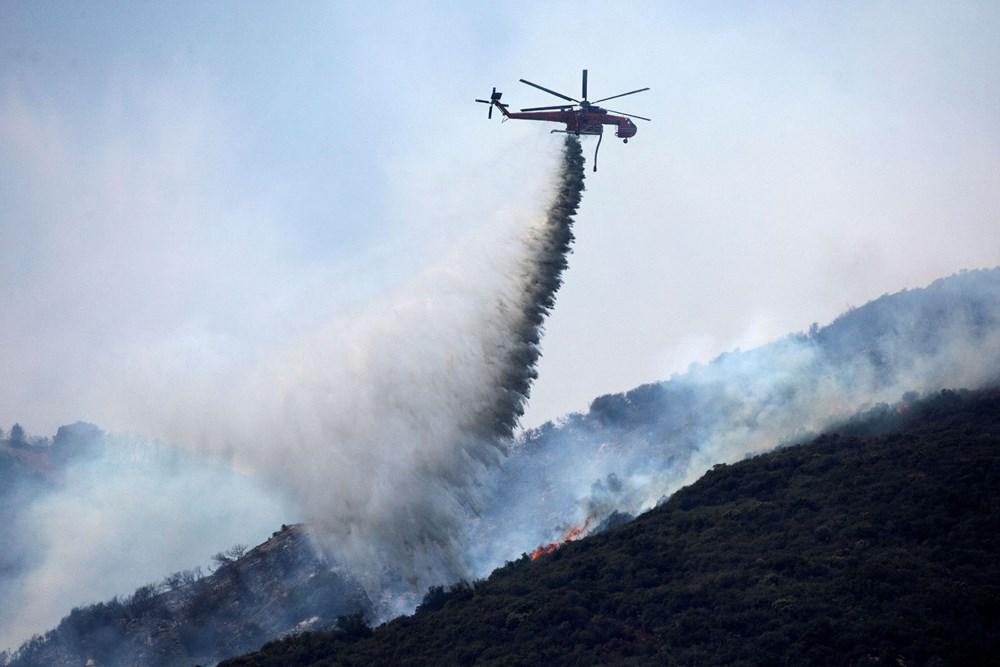 California'daki yangınlarda rekor - 2