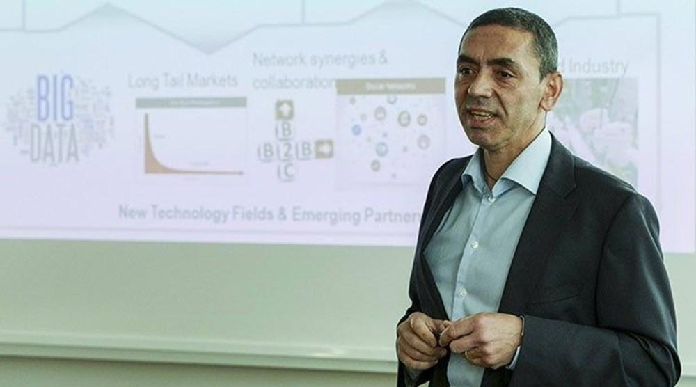 Prof. Dr. Uğur Şahin ve Dr. Özlem Türeci, güçlendirilmiş aşı için tarih verdi: 100 gün içinde hazır - 4
