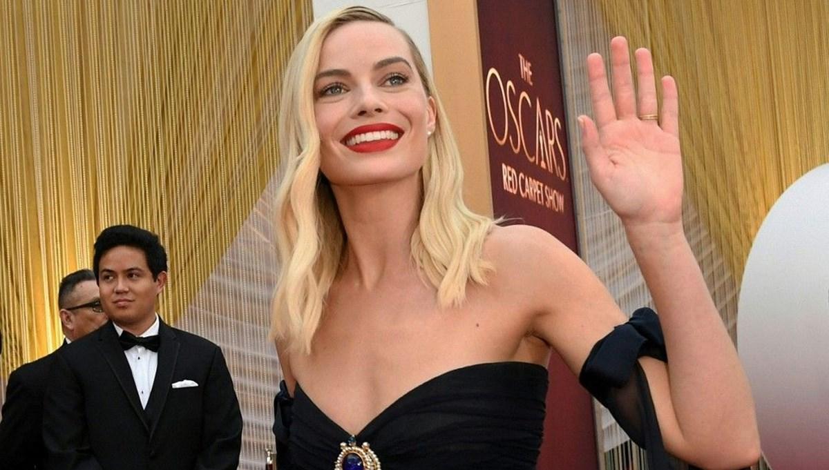 Margot Robbie: Bir Zamanlar Hollywood'da filminin 20 saatlik versiyonu var