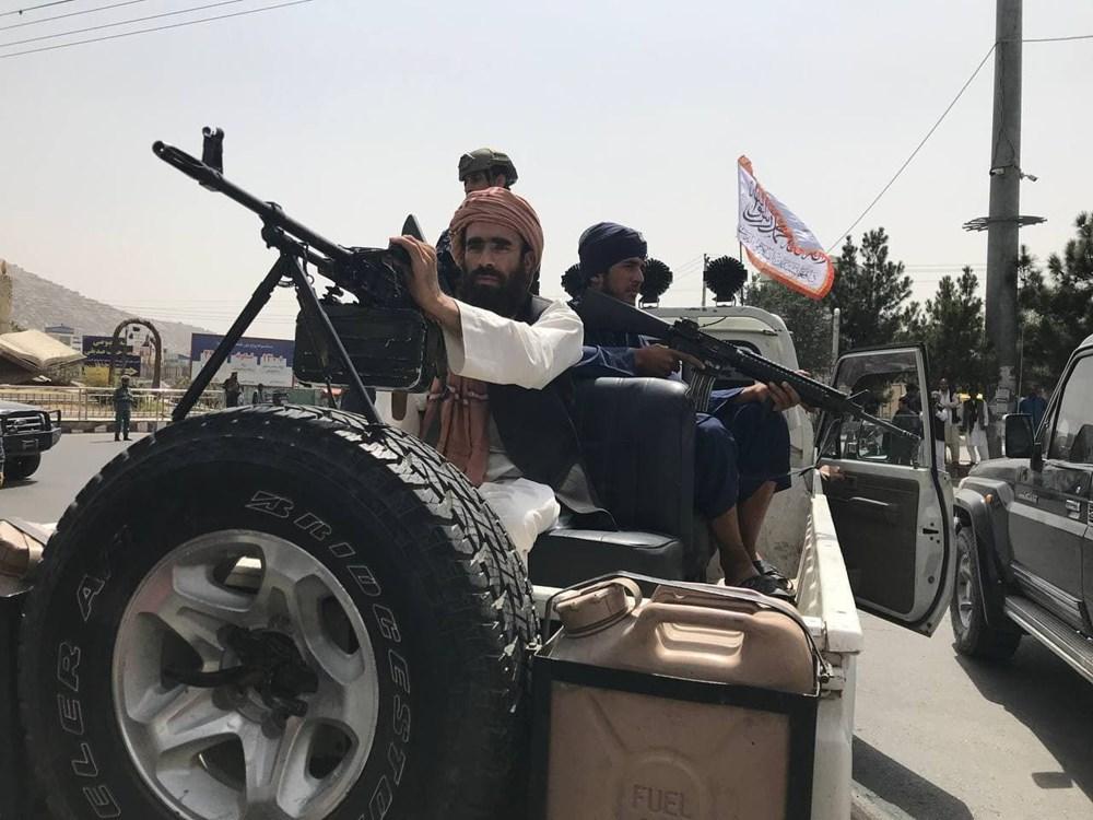 Taliban akan membentuk tentara reguler - 5