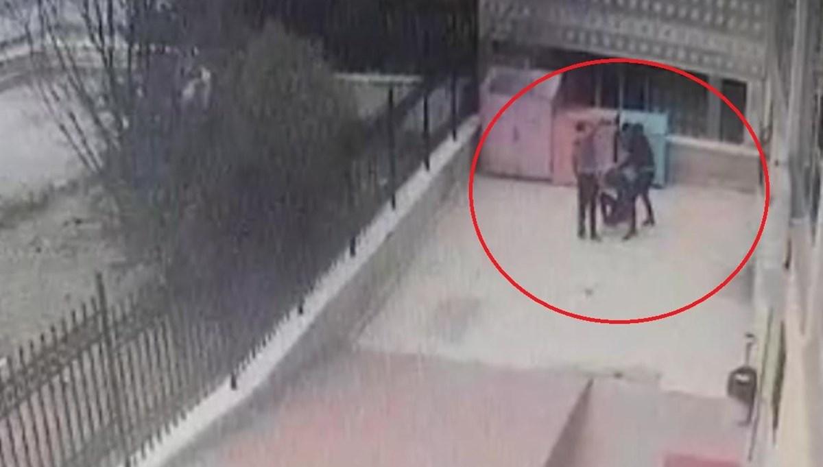 'İğne canımı yaktı' diyerek, sağlık çalışanını dövdü