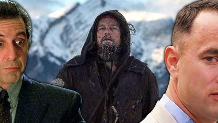 Son 25 yılda En İyi Erkek Oyuncu Oscar'ını kazananlar