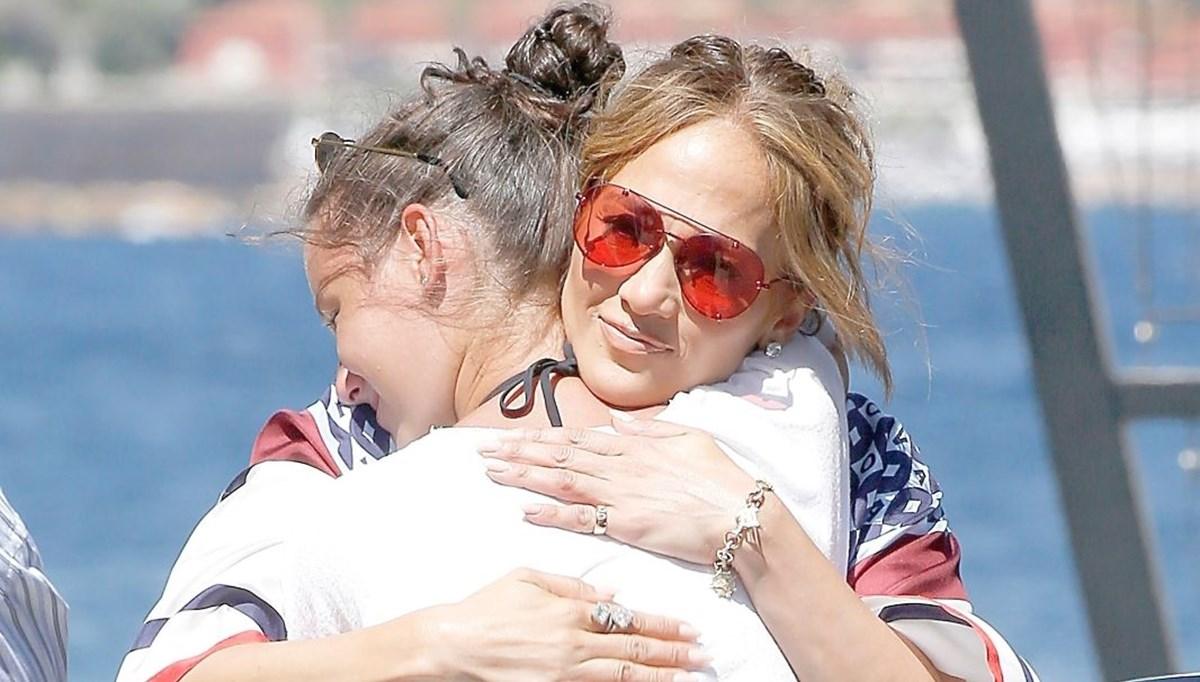 Jennifer Lopez'in Ben Affleck ile rüya tatili duygusal bitti