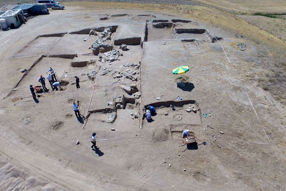 Urartuların ölü gömme gizemi çözülüyor - 2