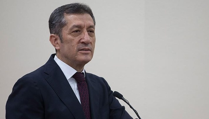 SON DAKİKA:Milli Eğitim Bakanı Ziya Selçuk'tan Doğa Koleji açıklaması