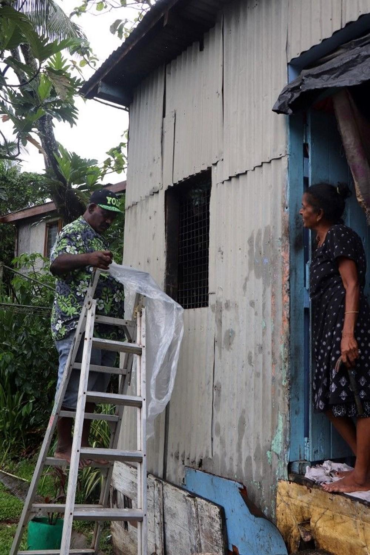 Fiji tufan öncesi doğal afet ilan etti - 11