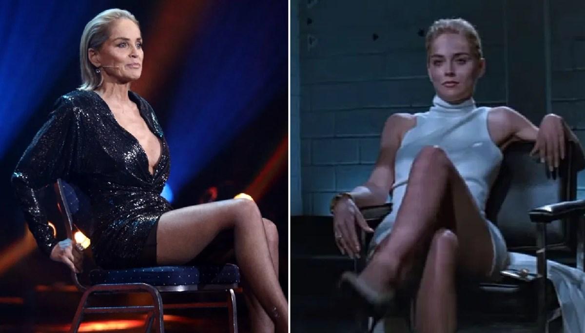 Temel İçgüdü yıldızı Sharon Stone: O meşhur sahnede kandırıldım