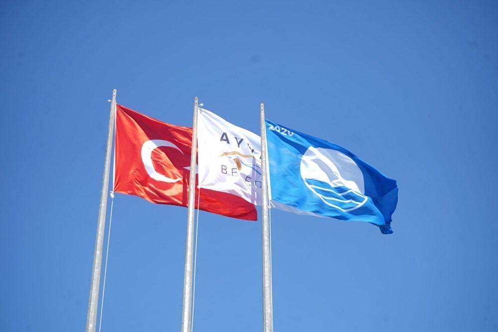Ayvalık'a iki'mavi bayrak' daha (Ayvalık'ın mavi bayraklı plajları) - 8