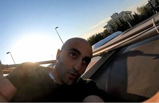 Metrobüsün üzerine atlayan Youtuber Yunus Emre Özer: Dersimi aldım, pişmanım