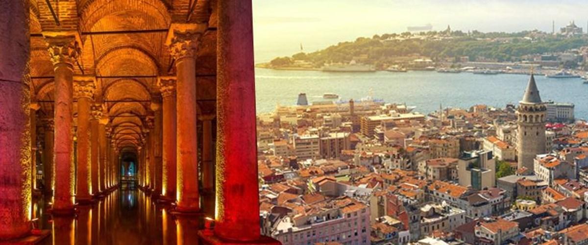 İstanbul'da gezilecek yerler (Tarihi Yarımada gezi rehberi)
