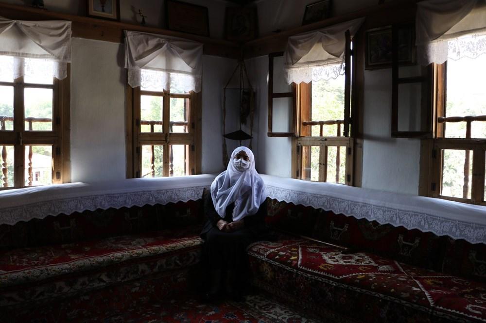 Safranbolu'da 200 yıllık eve 'En İyi Korunan Ev Onur Ödülü' verildi - 4