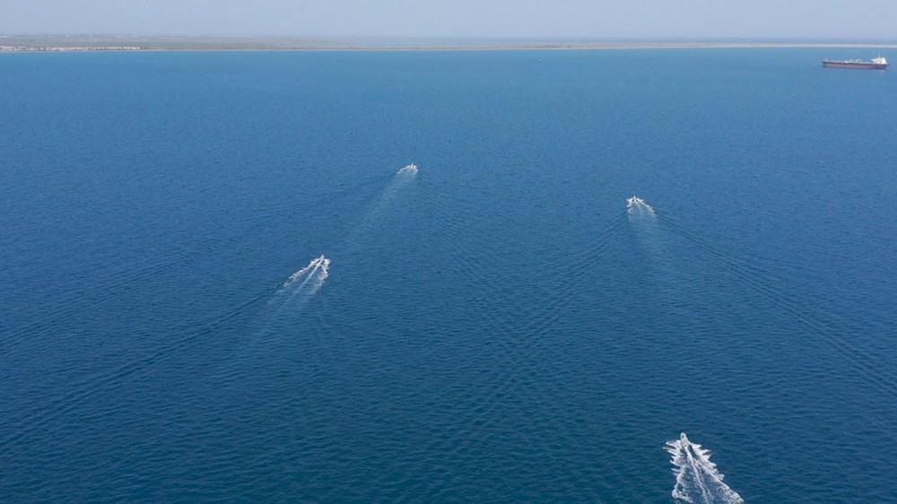 Türkiye'nin insansız deniz aracı sürüsü göreve hazırlanıyor (Türkiye'nin yeni nesil yerli silahları) - 3