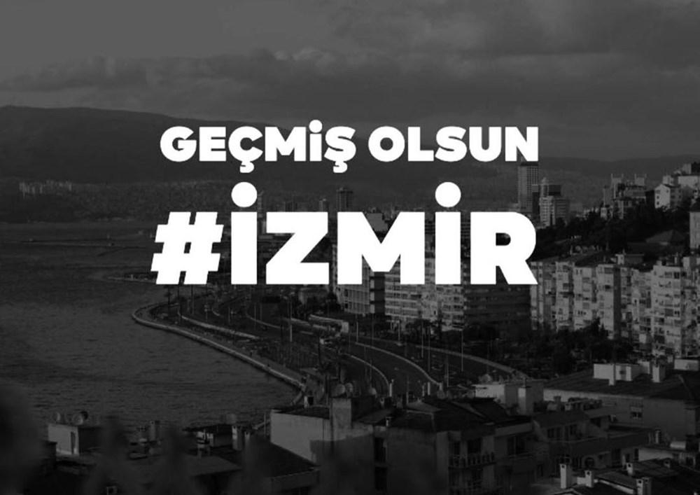 Ünlü isimlerden İzmir'e destek mesajları - 16