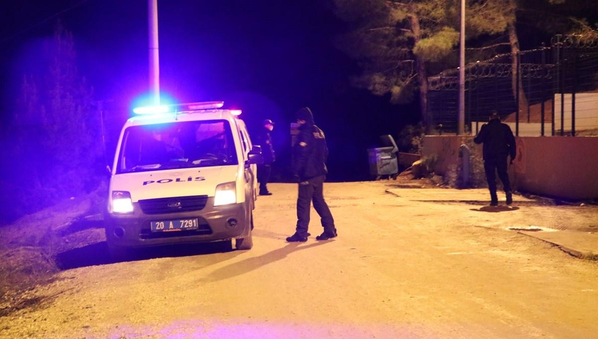 Denizli'de dağda kaybolan 3 kişi için arama çalışması başlatıldı