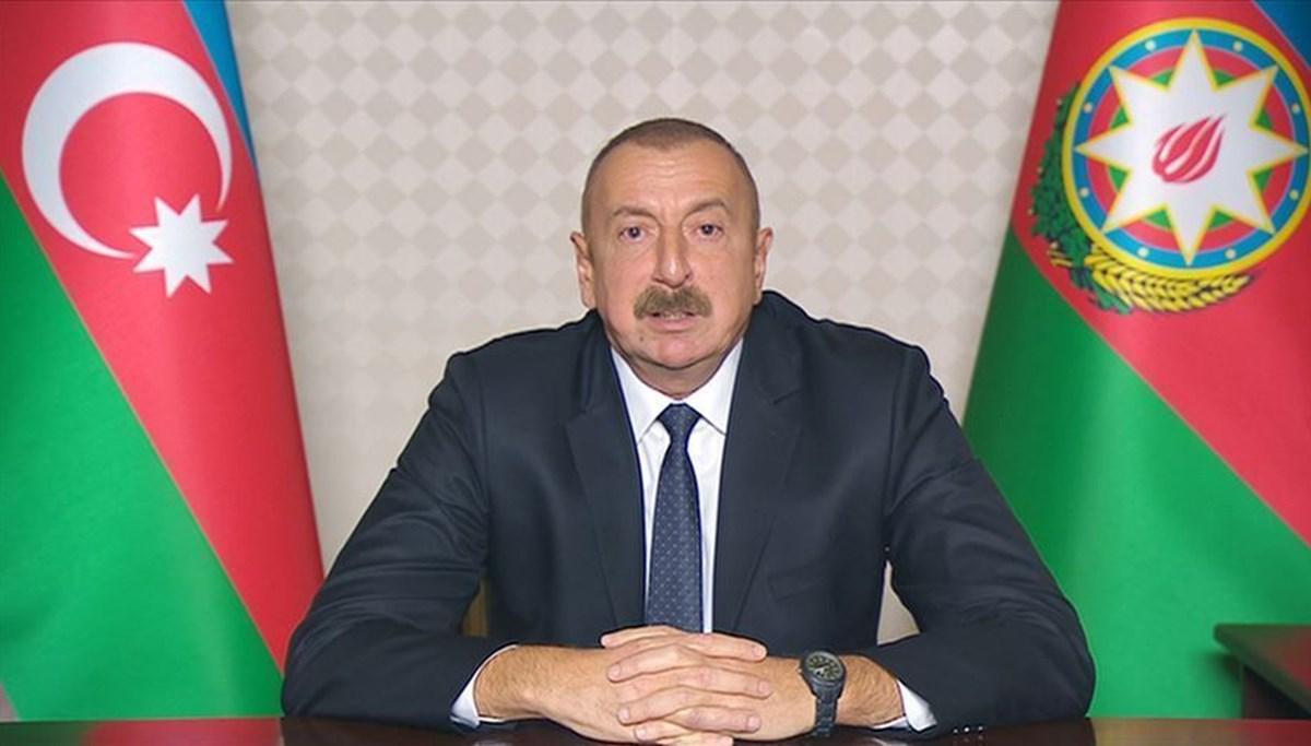 Call from Aliyev to Armenia