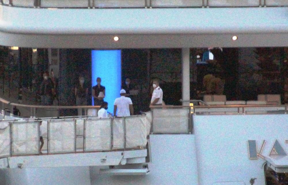 Katar kraliyet ailesi Bodrum'da: 2 kamyon eşya, 500 valiz - 8