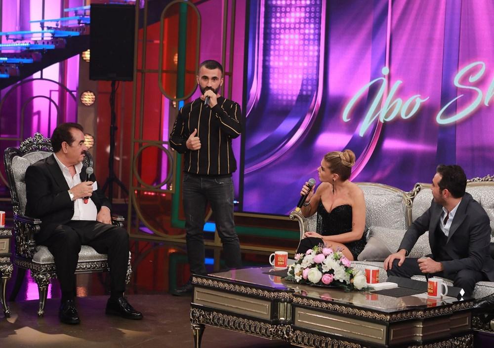İbo Show yeni bölüm fotoğrafları: İbrahim Tatlıses'in kızı Elif Ada ilk kez stüdyoda - 7