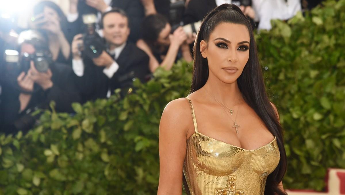 Kim Kardashian'a kripto para dolandırıcılığı uyarısı