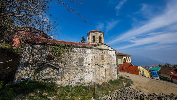 St. Michael Kilisesi pandemi sonrası ziyarete açılıyor