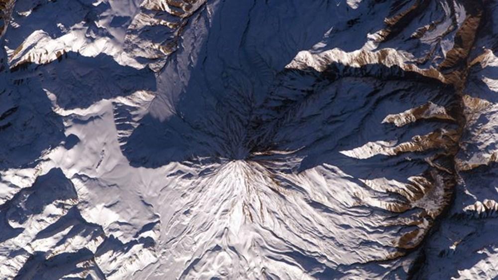 NASA Ankara'dan fotoğraf paylaştı (Astronotların gözünden gezegenimiz) - 30