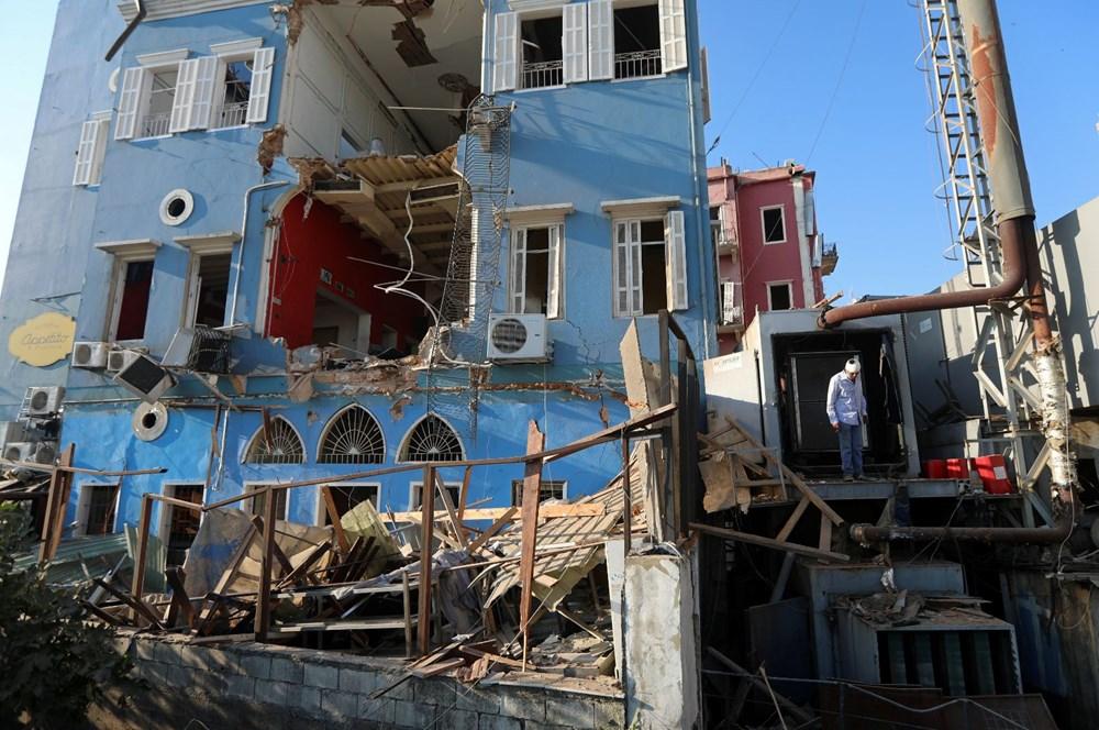Beyrut'ta patlama: 100 kişi öldü, iki hafta OHAL ilan edildi - 22